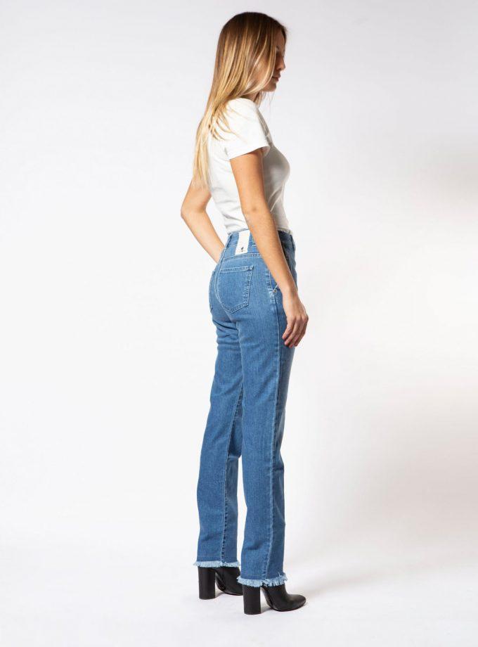 Lavanda Straight Jeans