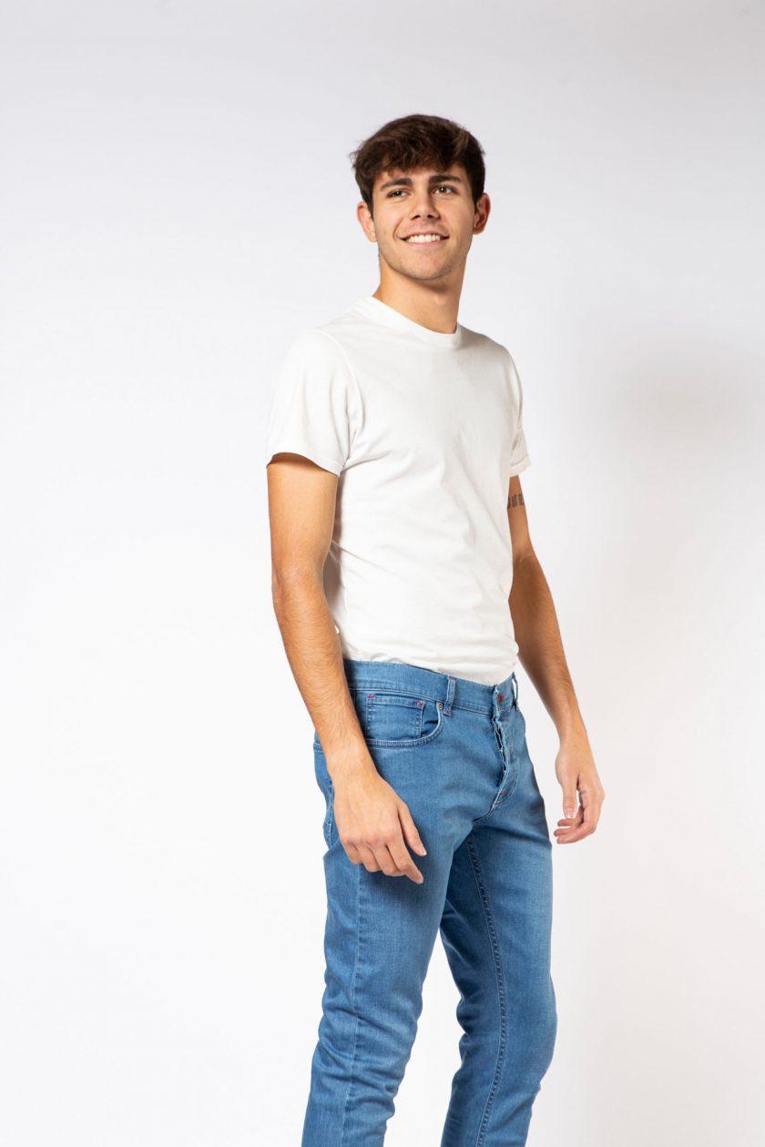 Tiglio Slim Jeans